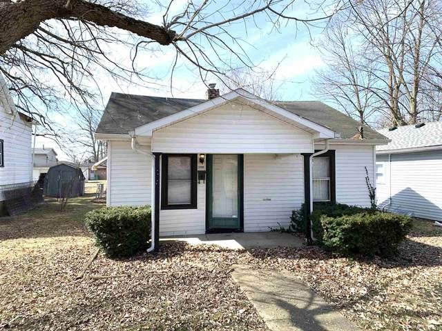 1729 Morton Street, New Castle, IN 47362 (MLS #202107184) :: The ORR Home Selling Team