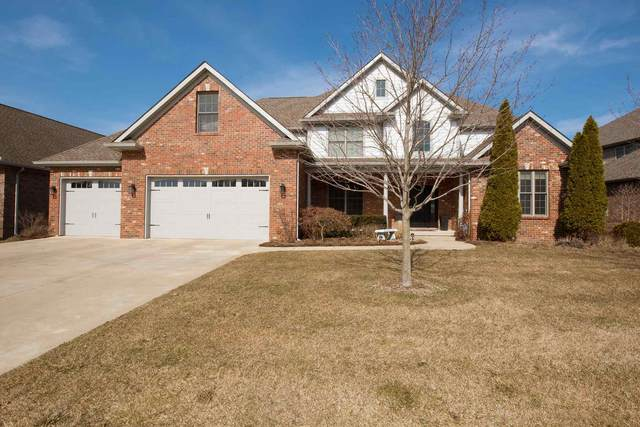5798 Augusta Boulevard, West Lafayette, IN 47906 (MLS #202107650) :: Anthony REALTORS
