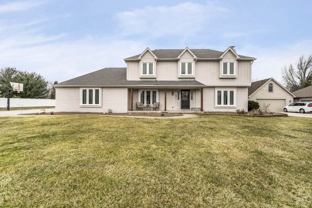 4511 Rolland Drive, Kokomo, IN 46902 (MLS #202107737) :: The Natasha Hernandez Team
