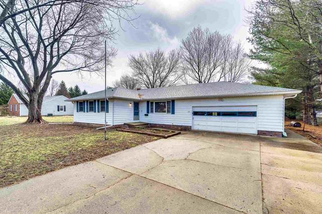 109 Doncaster Drive, Lafayette, IN 47909 (MLS #202107774) :: The Carole King Team