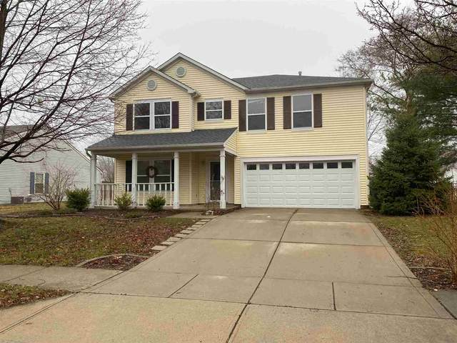 19185 Calico Aster Drive, Noblesville, IN 46062 (MLS #202108316) :: The Carole King Team