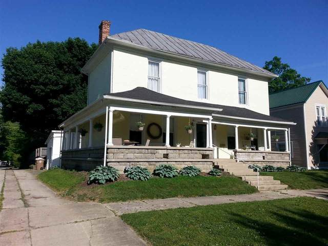 439 S Meridian Street, Winchester, IN 47394 (MLS #202108411) :: The ORR Home Selling Team