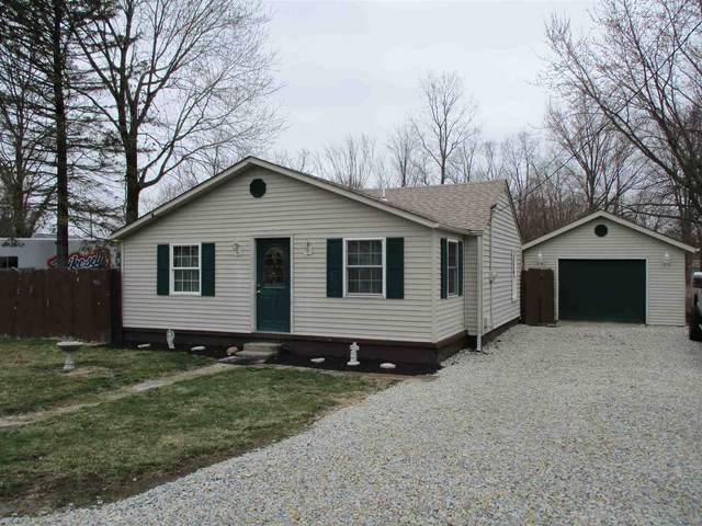 9906 E Miller Street, Selma, IN 47383 (MLS #202108598) :: The ORR Home Selling Team