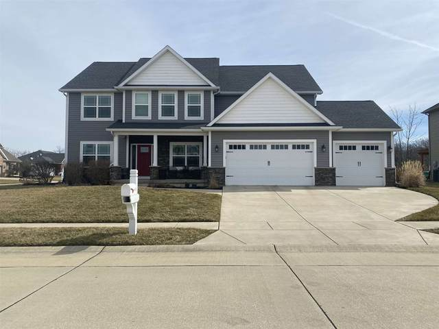 4629 Flagship Lane, Lafayette, IN 47909 (MLS #202108600) :: Aimee Ness Realty Group