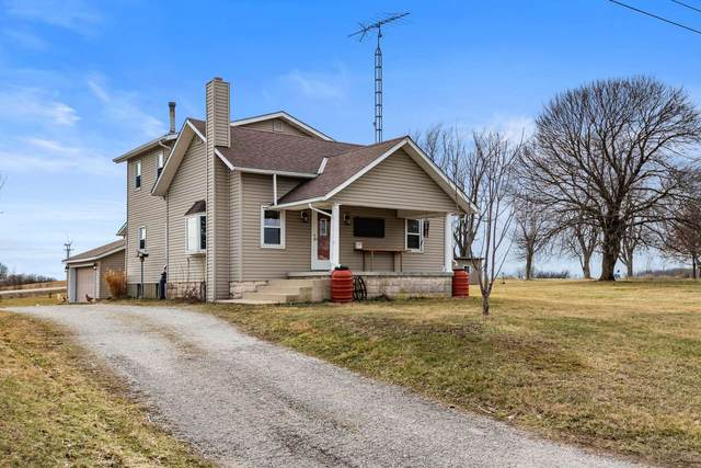 3956 S Us 27, Winchester, IN 47394 (MLS #202108649) :: The ORR Home Selling Team