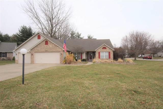 2410 Solano Court, West Lafayette, IN 47906 (MLS #202108693) :: Parker Team