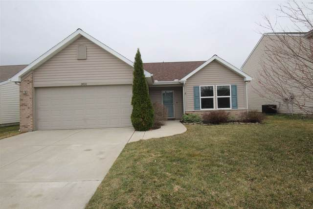 2430 Fleming Drive, West Lafayette, IN 47906 (MLS #202108695) :: Parker Team