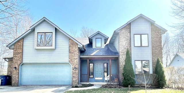 1504 Ironwood Drive, Marion, IN 46952 (MLS #202108852) :: Aimee Ness Realty Group