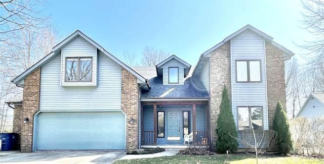 1504 Ironwood Drive, Marion, IN 46952 (MLS #202108852) :: The Romanski Group - Keller Williams Realty