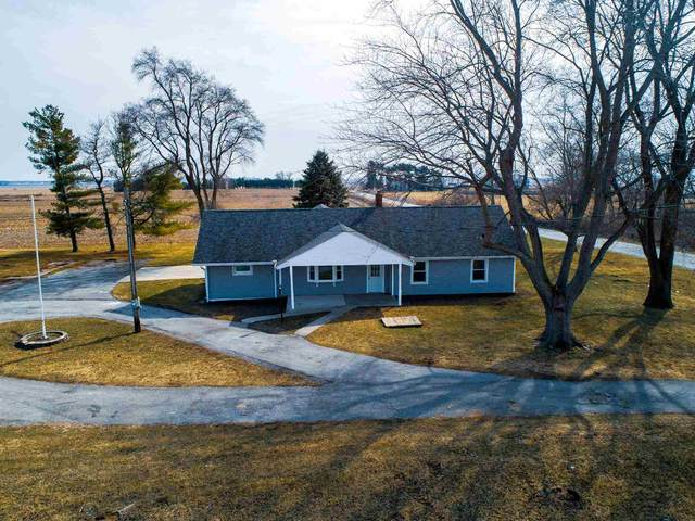 756 N 1300 Road, Medaryville, IN 47957 (MLS #202108983) :: The Dauby Team