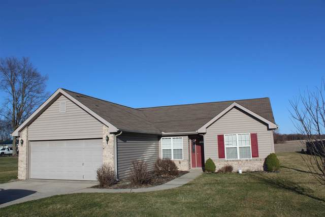 680 N Union Street, Russiaville, IN 46979 (MLS #202108984) :: Parker Team