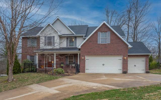 2101 S Crandall Court, Bloomington, IN 47401 (MLS #202108985) :: RE/MAX Legacy