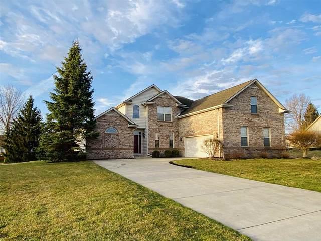 5325 Dunbar Drive, Lafayette, IN 47905 (MLS #202109009) :: The Romanski Group - Keller Williams Realty