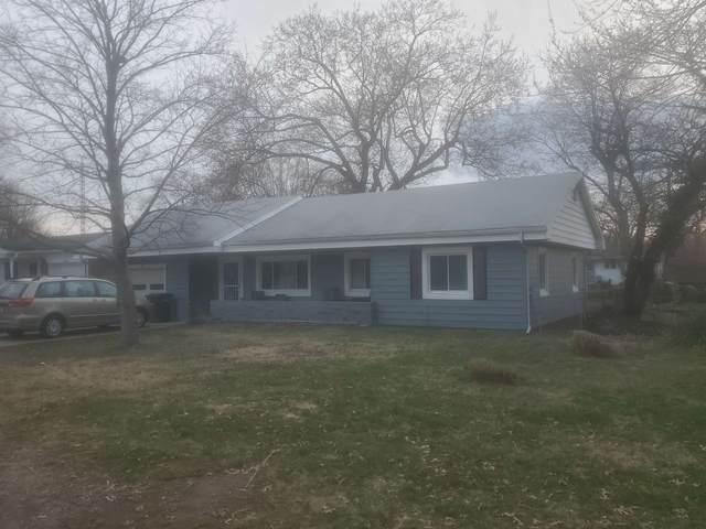 3607 N Linden Street, Muncie, IN 47304 (MLS #202109197) :: The ORR Home Selling Team