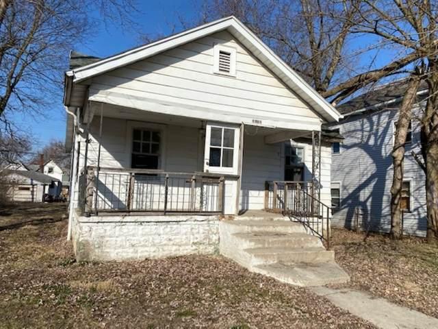 813 S Shipley Street, Muncie, IN 47302 (MLS #202109285) :: The ORR Home Selling Team