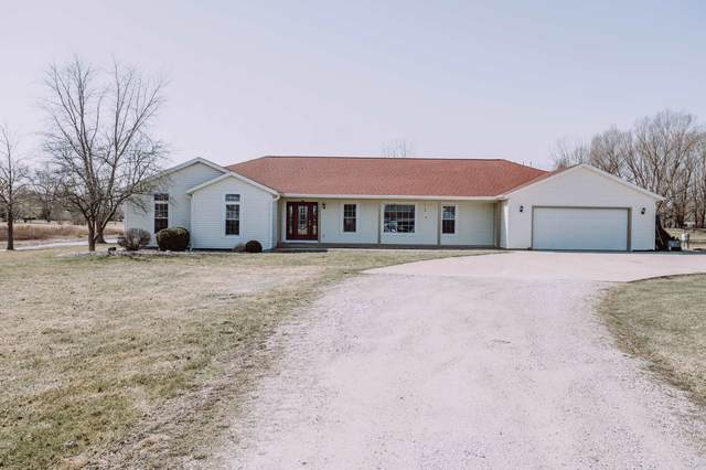 13831 Tonkel Road, Fort Wayne, IN 46845 (MLS #202109328) :: TEAM Tamara