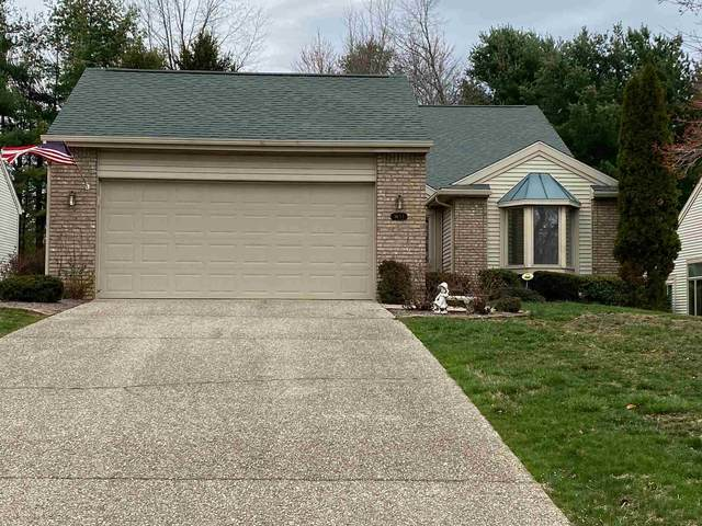 9133 S Front Nine Drive, Bloomington, IN 47401 (MLS #202109416) :: RE/MAX Legacy