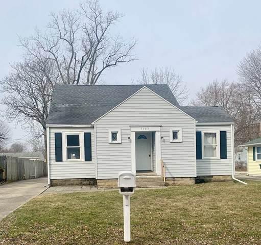 1105 S Jersey Avenue, Muncie, IN 47302 (MLS #202109460) :: The ORR Home Selling Team