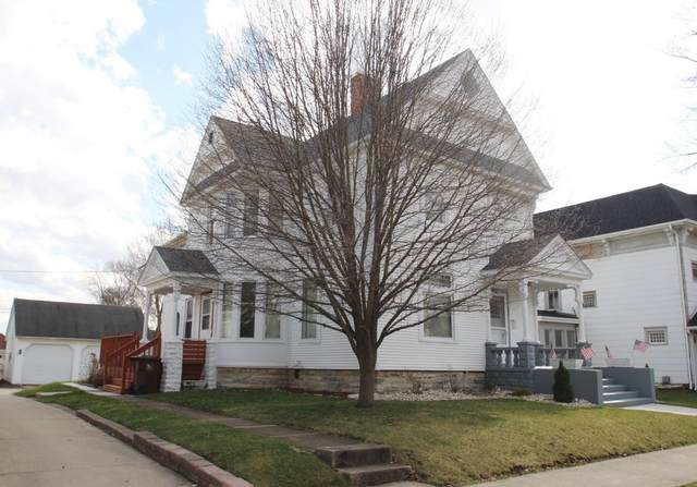 339 W Hill Street, Wabash, IN 46992 (MLS #202109482) :: The Romanski Group - Keller Williams Realty