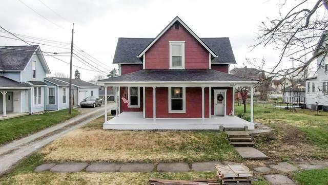 1107 N Main Street, Frankfort, IN 46041 (MLS #202109510) :: The Romanski Group - Keller Williams Realty