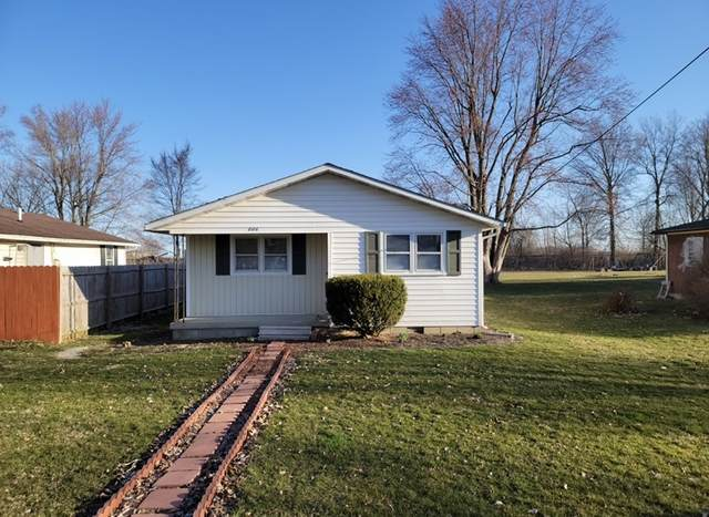 806 E Washington Street, Parker City, IN 47368 (MLS #202109528) :: The ORR Home Selling Team