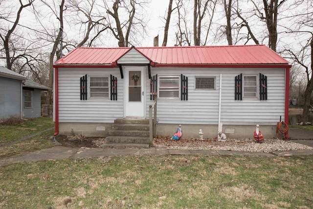 6307 N 1225 W Road, Monticello, IN 47960 (MLS #202109840) :: The Romanski Group - Keller Williams Realty