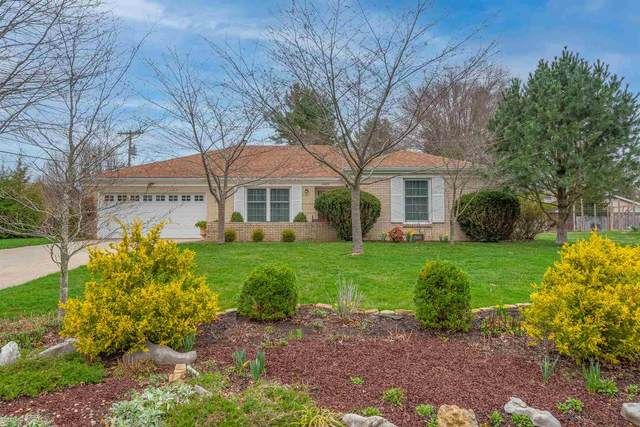 4409 E Sheffield Drive, Bloomington, IN 47408 (MLS #202109882) :: RE/MAX Legacy