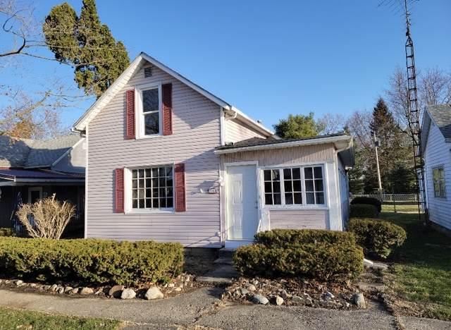 236 W Howard Street, Parker City, IN 47368 (MLS #202109934) :: The ORR Home Selling Team