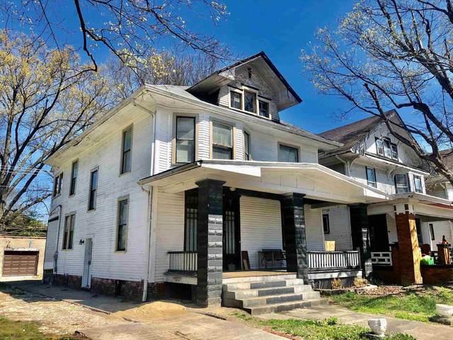 820 E Blackford Avenue, Evansville, IN 47713 (MLS #202110030) :: Parker Team