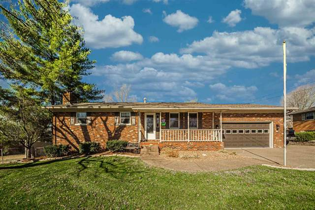 6208 Henze Road, Evansville, IN 47720 (MLS #202110059) :: The Harris Jarboe Group | Keller Williams Capital Realty