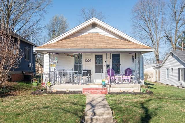 1208 S Grant Street, Bloomington, IN 47401 (MLS #202110095) :: RE/MAX Legacy