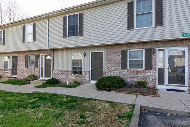 743 E Sherwood Hills Drive, Bloomington, IN 47401 (MLS #202110180) :: RE/MAX Legacy