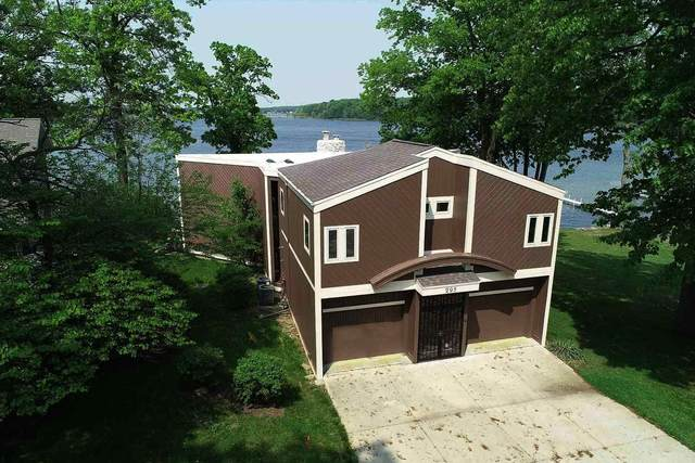 295 Lane 530 Lake James, Fremont, IN 46737 (MLS #202110368) :: Hoosier Heartland Team | RE/MAX Crossroads