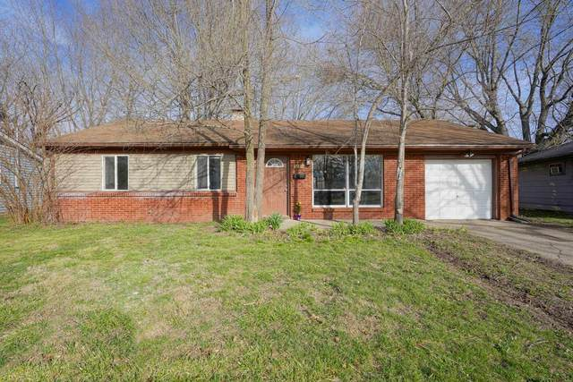 1917 Beverly Court, Anderson, IN 46011 (MLS #202110386) :: The Carole King Team