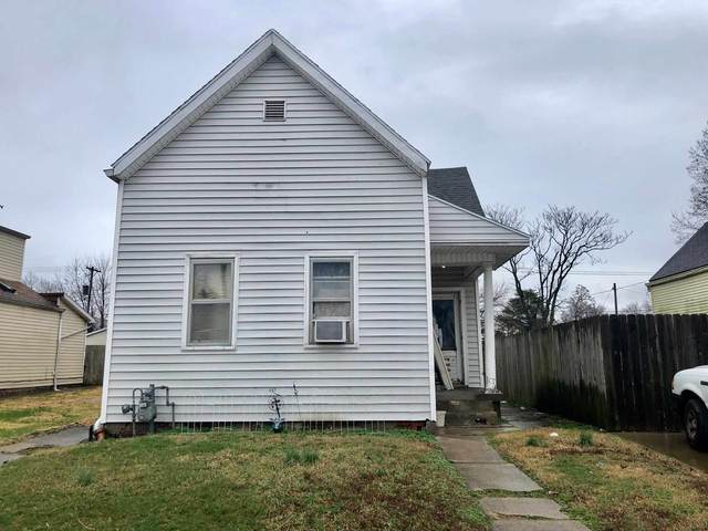 1209 Edgar Street, Evansville, IN 47710 (MLS #202110395) :: RE/MAX Legacy