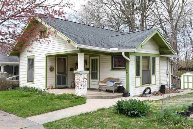 221 E 12th Street #A & B, Bloomington, IN 47408 (MLS #202110559) :: RE/MAX Legacy