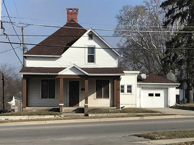 311 S Broadway Street, Peru, IN 46970 (MLS #202110574) :: The Romanski Group - Keller Williams Realty