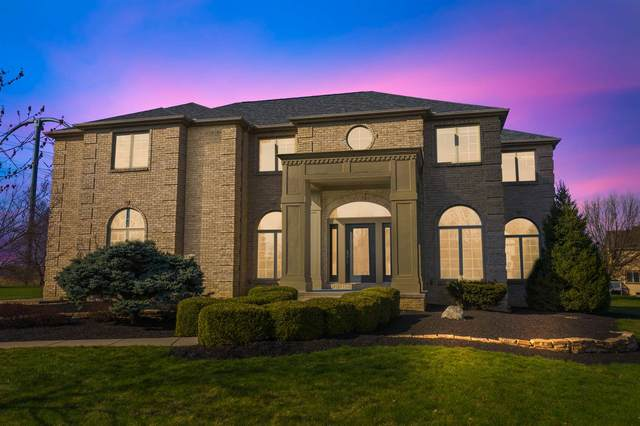 1809 Rothbury Court, Fort Wayne, IN 46814 (MLS #202110605) :: Anthony REALTORS