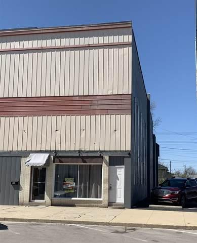 105 N Meridian Street, Winchester, IN 47394 (MLS #202110748) :: The ORR Home Selling Team
