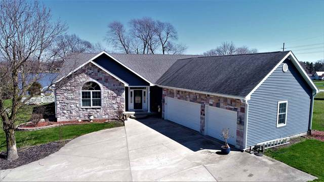 5468 E Fairbanks Court, Monticello, IN 47960 (MLS #202110789) :: The Romanski Group - Keller Williams Realty