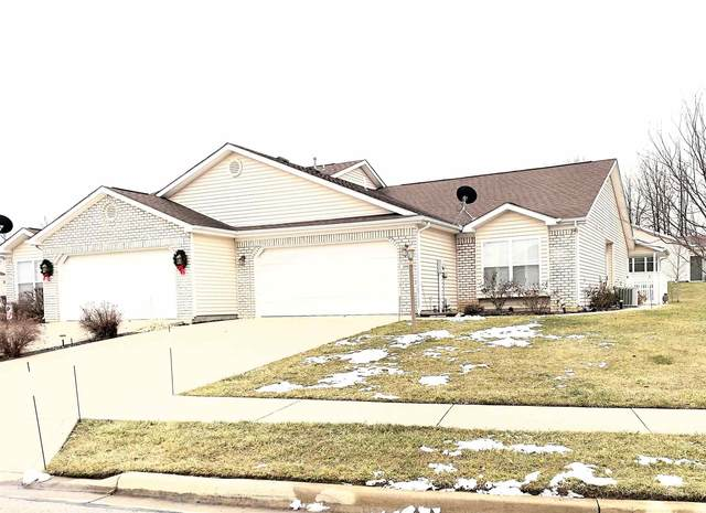 1994 Dausha Ct., Warsaw, IN 46580 (MLS #202110906) :: Anthony REALTORS