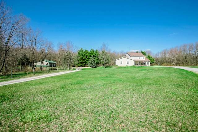 4647 W State Road 16 Highway, Monon, IN 47959 (MLS #202110929) :: The Carole King Team