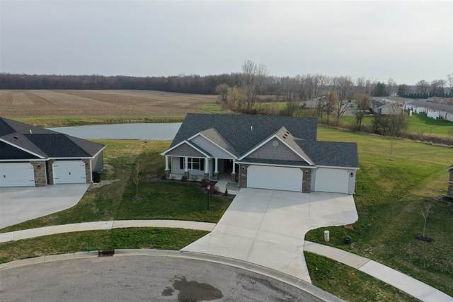 940 Hickory Court, Decatur, IN 46733 (MLS #202110979) :: Anthony REALTORS