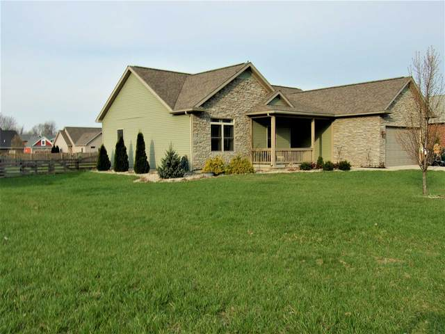 12040 Clearwater Dr W, Monticello, IN 47960 (MLS #202110993) :: The Romanski Group - Keller Williams Realty