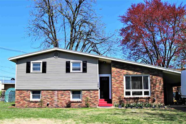 106 Harrison Boulevard, Evansville, IN 47714 (MLS #202111141) :: The Dauby Team