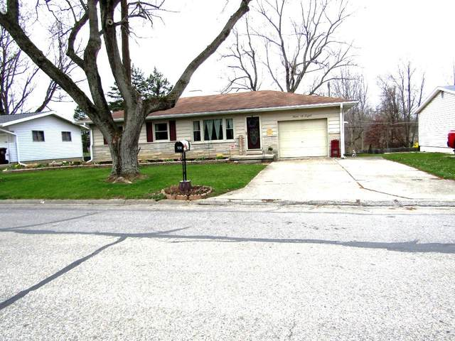 908 Sunset Drive, Wabash, IN 46992 (MLS #202111147) :: Aimee Ness Realty Group