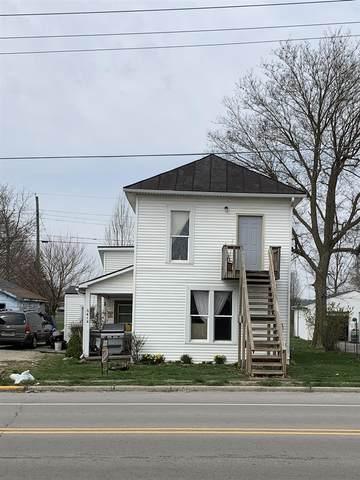 412 N Main Street, Lynn, IN 47355 (MLS #202111181) :: The ORR Home Selling Team