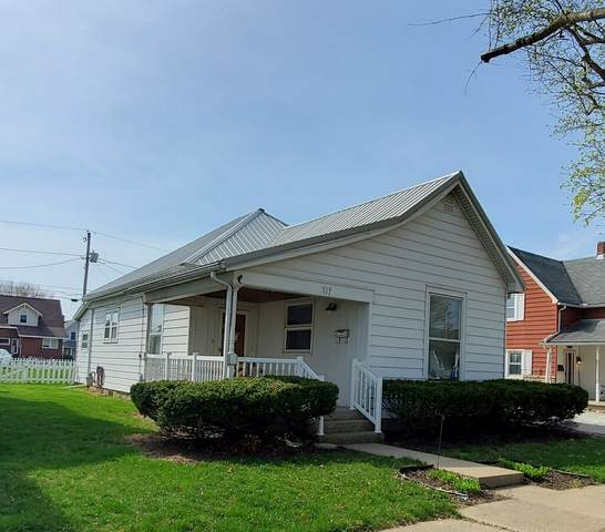 519 W 5th Street, Peru, IN 46970 (MLS #202111182) :: The Romanski Group - Keller Williams Realty