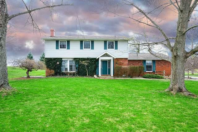 1318 Sunset Drive, Winona Lake, IN 46590 (MLS #202111308) :: TEAM Tamara