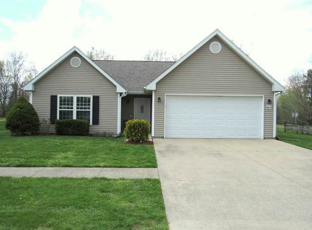 4604 W Nestle Down Drive, Bloomington, IN 47404 (MLS #202111468) :: The Dauby Team